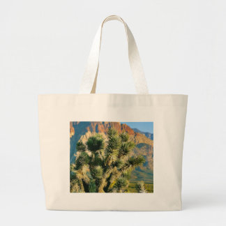 Cactus Tree Canvas Bags