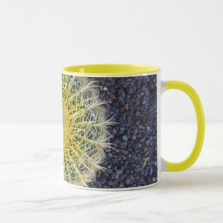 Cactus Tropical Botanical Plant Photo Mug