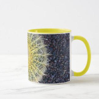 Cactus Tropical Botanical Plant Photo Mug