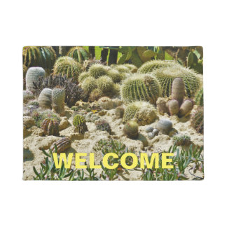 Cactus Welcome Doormat