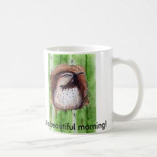 Cactus Wren Cup Coffee Mug