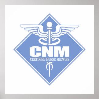Cad CNM (diamante) Póster
