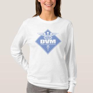 Cad DVM (diamante) Playera