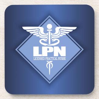 Cad LPN (diamond) Coaster
