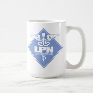 Cad LPN (diamond) Coffee Mug