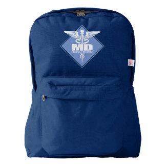 Cad MD (diamond) American Apparel™ Backpack