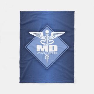 Cad MD (diamond) Fleece Blanket