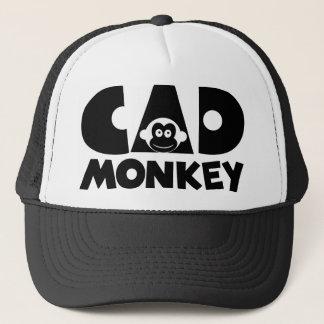 Cad Monkey Trucker Hat