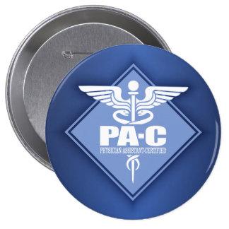 Cad PA-C (diamond) Button