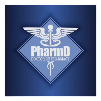 Cad PharmD (diamond) Poster
