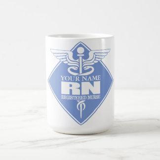 Cad RN (diamond) personalized Coffee Mug