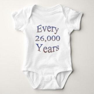 Cada 26000 Yearsfade Polera