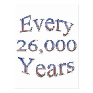 Cada 26000 Yearsfade Postal