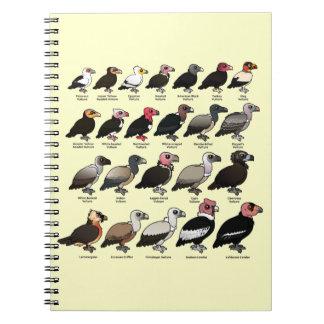Cada buitre notebook