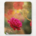 Cada color de rosa… alfombrilla de ratón