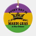 Cada día es carnaval ornamento para reyes magos