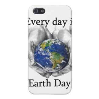 Cada día es Día de la Tierra iPhone 5 Coberturas