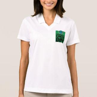 Cada día es Día de la Tierra Camiseta Polo