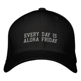 Cada día es hawaiana viernes gorra de beisbol