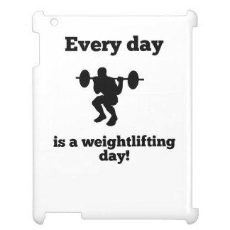Cada día es un día del levantamiento de pesas