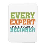 Cada experto era una vez un principiante iman flexible