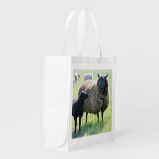 Cada familia tiene un bolso de ultramarinos bolsa reutilizable