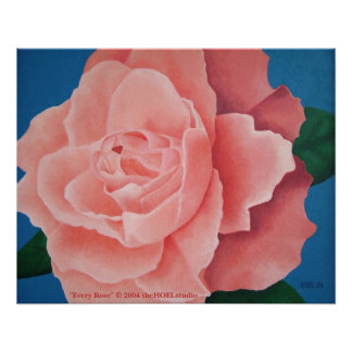 Cada poster color de rosa