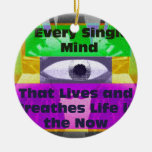 Cada sola mente ornamentos para reyes magos