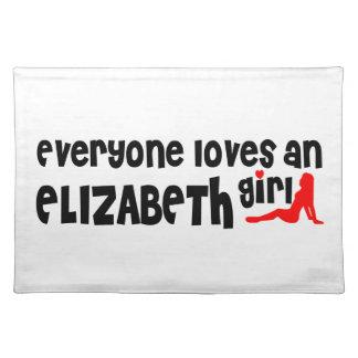 Cada uno ama a un chica de Elizabeth Mantel Individual