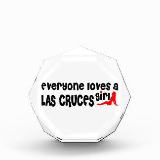 Cada uno ama a un chica de Las Cruces