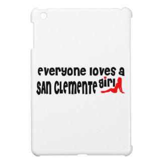 Cada uno ama a un chica de San Clemente