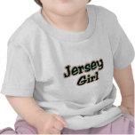 Cada uno ama a un chica del jersey camisetas