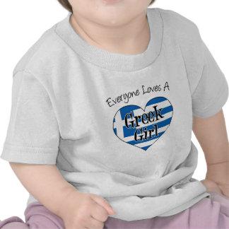 Cada uno ama a un chica griego