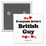 Cada uno ama a un individuo británico pins