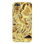 Cada uno ama el oro iPhone 5 carcasa