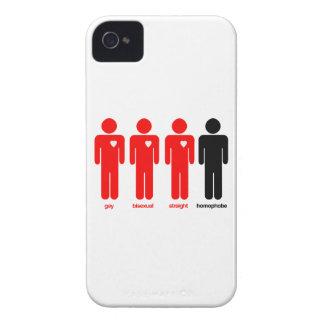 Cada uno ama iPhone 4 Case-Mate fundas
