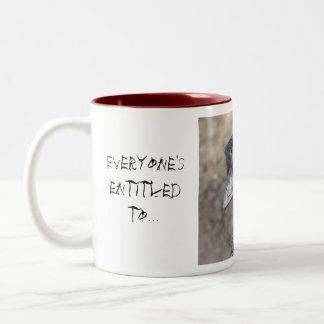 Cada uno dado derecho a una mala taza del día del