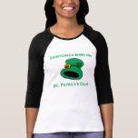 Cada uno irlandés el el día de St Patrick Camiseta