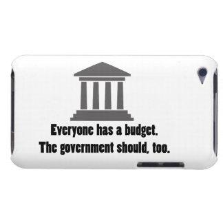 Cada uno tiene un presupuesto iPod touch carcasa