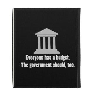 Cada uno tiene un presupuesto