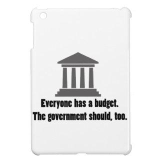 Cada uno tiene un presupuesto iPad mini carcasas