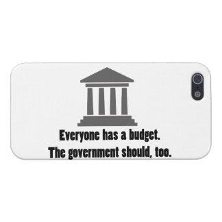 Cada uno tiene un presupuesto iPhone 5 funda