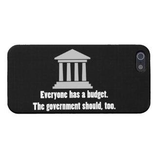 Cada uno tiene un presupuesto iPhone 5 carcasas
