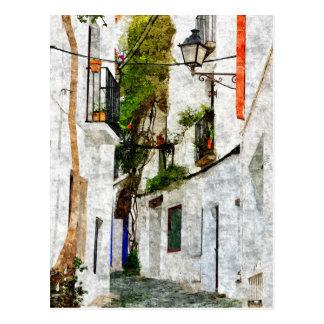 Cadaques, España Postales
