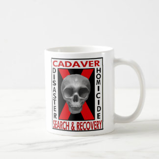Cadaver Search & Recovery Coffee Mug