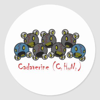 Cadaverine Sticker