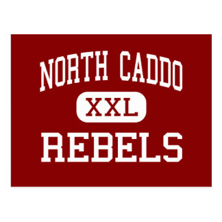 Caddo del norte - rebeldes - imán - Vivian Tarjeta Postal