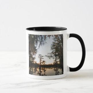 Caddo Lake at sunrise Mug