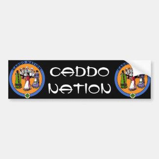 Caddo Pegatina Para Auto