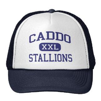 Caddo Stallions Middle Shreveport Louisiana Trucker Hat